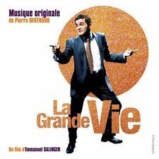 LA GRANDE VIE (BOF) - BERTRAND PIERRE (CD)