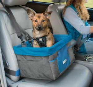 Kurgo In Car Dog Booster Seat 01724 UPTO 30Lbs New-Open Box-EXCELLENT CONDITION*