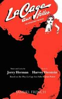 La Cage Aux Folles by Harvey Fierstein Paperback Book The Fast Free Shipping