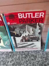 Butler Parker, Heft Nr. 18: Parker und die Rauschgifthändler