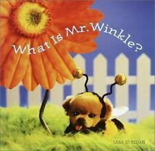 NEW - What Is Mr. Winkle? (Step Back in Time with Mr. Winkle)