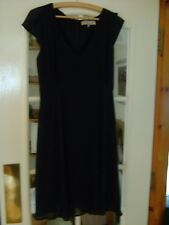 LOVELY NAVY DRESS BY DOROTHY PERKINS SIZE 16