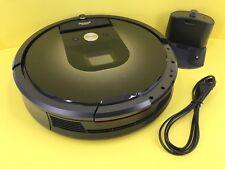 Black iRobot Roomba 980 Vacuum Cleaner Read #KeKe4