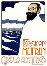 Exposición Eliseu Meifren i Roig ad Barcelona XXL Póster Pared Arte Impresión LLF0066