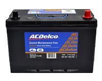 ACDelco Battery S95D31L - Toyota land cruiser, Mitsubishi Pajero, Mazda
