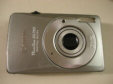 Nice Canon Powershot SD750 Digital Camera IXUS 75