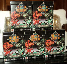 Lot of 5 -  2007 Eye Of Judgment Starter Decks (Playstation 3)