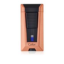 NEW Colibri Stealth Triple Jet Flame Lighter Cigar lighter Boxed ROSE GOLD
