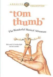 Tom Thumb Warner Archive Collection DVD
