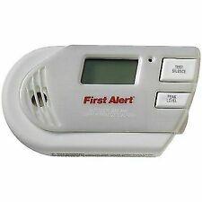 First Alert 3-in-1 Combination Explosive Gas & Carbon Monoxide Alarm