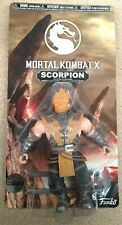 """Mortal Kombat X - Scorpion Savage World 5.5"""" Action Figure (Chase Edition) NEW"""