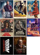 Doom Patrol Movie 2019 Mirror Surface Postcard Promo Card Poster