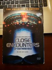 Close Encounters of the Third Kind Dvd, 2001, 2 Disc Collectors Edition