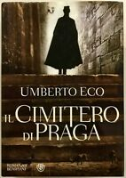 Il cimitero di Praga Umberto Eco Bompiani