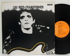 Lou Reed         Transformer       First        NM # Z