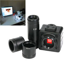 CMOS Digital Video Camera 5MP Microscope Electronic Eyepiece with 0.5X C-Mount