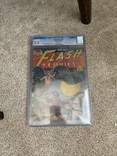 DC Flash Comics # 9 2.5 CGC September 1940 RARE!