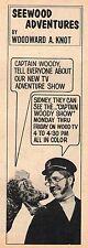 1970 Detroit Tv Guide ~ANDY RENT~CAPTAIN WOODY~DEBBIE REYNOLDS~ROOM 222