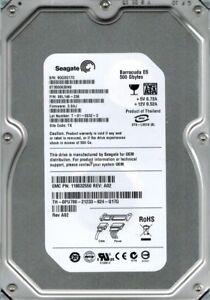 Seagate ST3500630NS P/N: 9BL146-236 500GB F/W: 3.BAJ TK