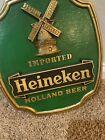 Vintage HEINEKEN  Beer Bar Sign