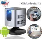 AOFU Smart Portable Wi-Fi Mini Projector 100