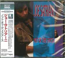 JOE SATRIANI-NOT OF THIS EARTH-JAPAN BLU-SPEC CD2 D73
