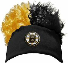 The Northwest Company NHL Adult Boston Bruins Flair Hair Beanie