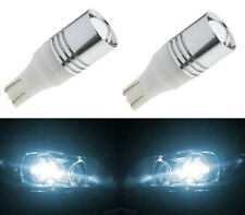 LED Light 5W 921 White 6000K Two Bulbs Back Up Reverse Replacement Upgrade OE