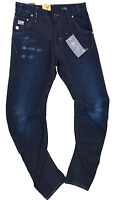 G-Star Jeans 'ARC 3D LOOSE TAPERED' Dark Aged W29 L32 NEW RRP $289 Mens Boys