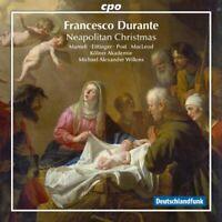 Roberta Mameli - Durante Neapolitan Music For Christmas (Cpo 7775712) [CD]
