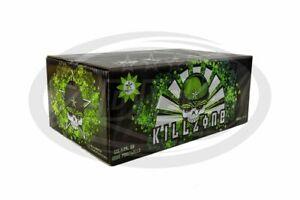 Kansas Killzone BIOStar Practice Paintballs, 2000 Bälle, Cal. 68