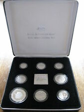 1991 Royal Australian Mint Silver Jubilee Set BEAUTIFUL SILVER SET