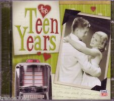 Time Life Teen Years Dream Lover 2CD Classic 50s 60s Rock BUDDY KNOX BOBBY DARIN