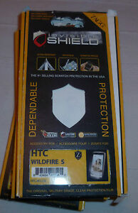 ZAGG invisibleSHIELD Screen for HTC Wildfire S (1st class p+p)