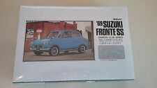 1/32 scale  69 Suzuki Fronte SS  ( Owners Club Series ) model kit