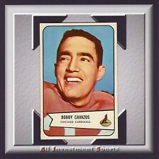 1954 Bowman BOBBY CAVAZOS #36 NM-MT *awesome card for your set* M37b