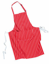 Kitchen Striped Aprons