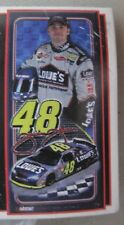 "Jimmie Johnson #48 Life Size Poly Vinyl Banner 26""x 58"" NIP Racing Reflections"