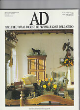 AD architectural digest.le piu' belle case del mondo N° 133