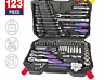 Professional tool set WORKPRO Professional tool set for vehicles