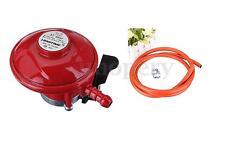 37mbar Gas LPG Propane Regulator & 2 M Hose Kit  For Gas BBQ Cooker Patio Heater