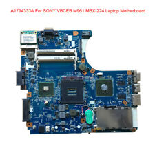 For Sony Vbceb M961 Mbx-224 Laptop Motherboard 1P-0106J01-8011 Hm55 Hd A1794333A
