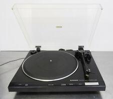 vintage record player - Pioneer PL-930 turntable vollautomatik mit Elac 0784 EMB
