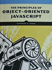 NEW ~ THE PRINCIPLES OF OBJECT-ORIENTED JAVASCRIPT    By: Nicholas C. Zakas