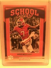 2017 mike williams school colors - clemson/chargers