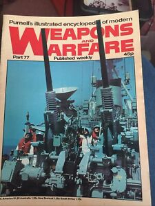 Weapons And Warfare Purnells Weekly Magazine Part 77
