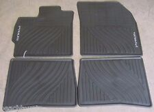 2010-2011 PRIUS ALL WEATHER FLOOR MATS PT908-47110-20 GENUINE TOYOTA ACCESSORY