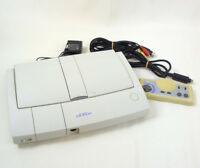 PC-Engine DUO-R Console System PI-TG10 Working Tested JAPAN Ref/42056074B B