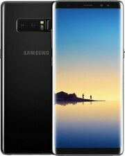 Samsung Galaxy Note 8 SM-N950 - 64GB - Midnight Black (Unlocked) Smartphone