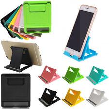 Universal Portable Adjustable Foldable Holder Desk Stand Mobile Phones & Tablets